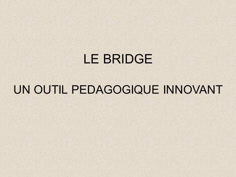 Comment présenter le bridge .
