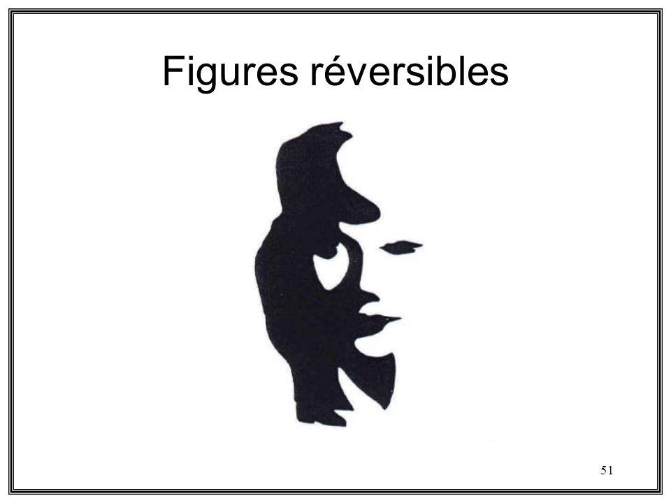 51 Figures réversibles