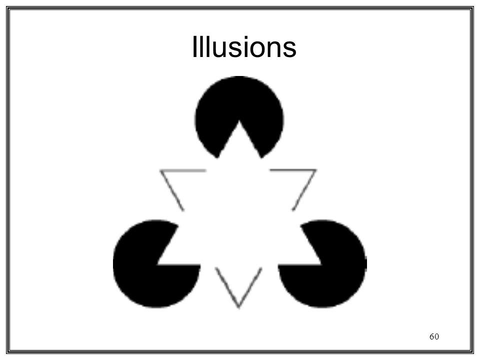 60 Illusions