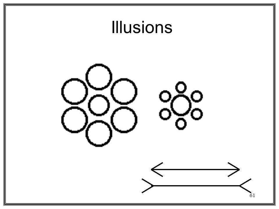 61 Illusions
