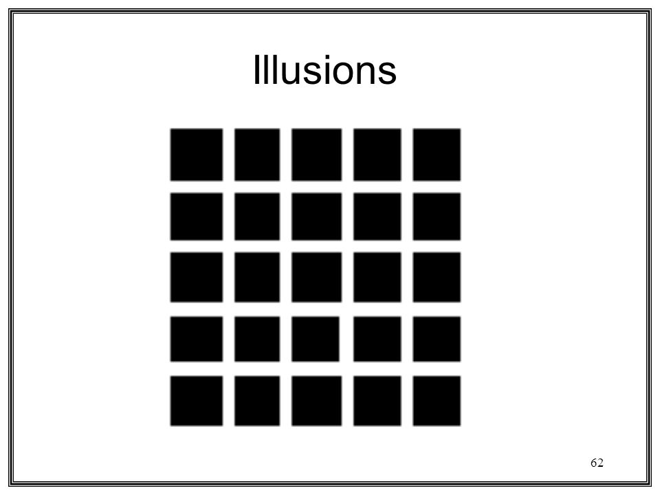 62 Illusions