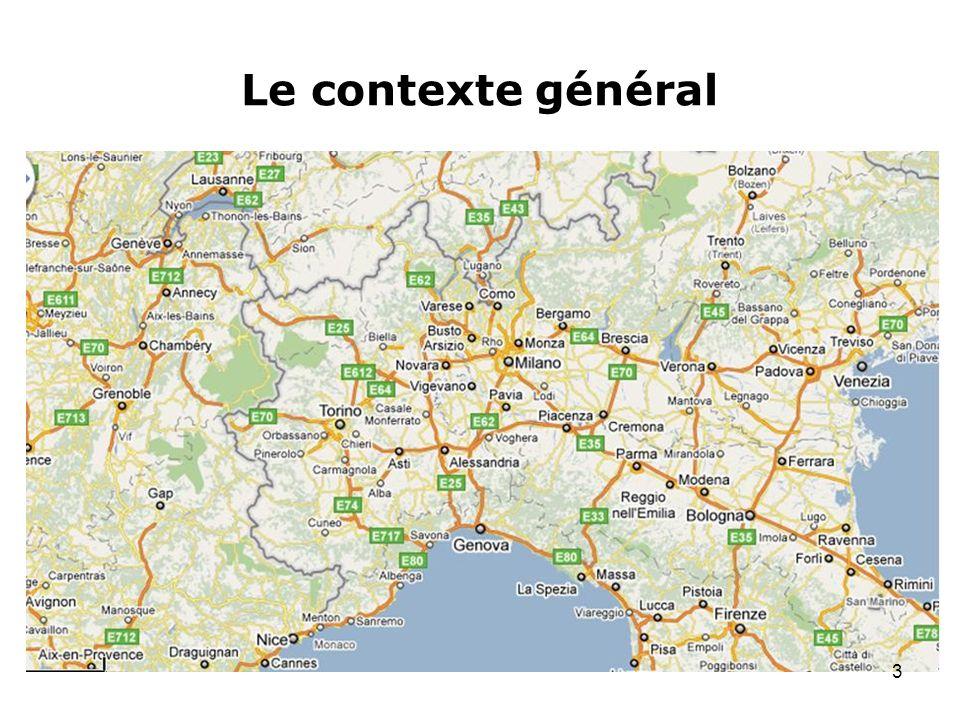 Le contexte général 3