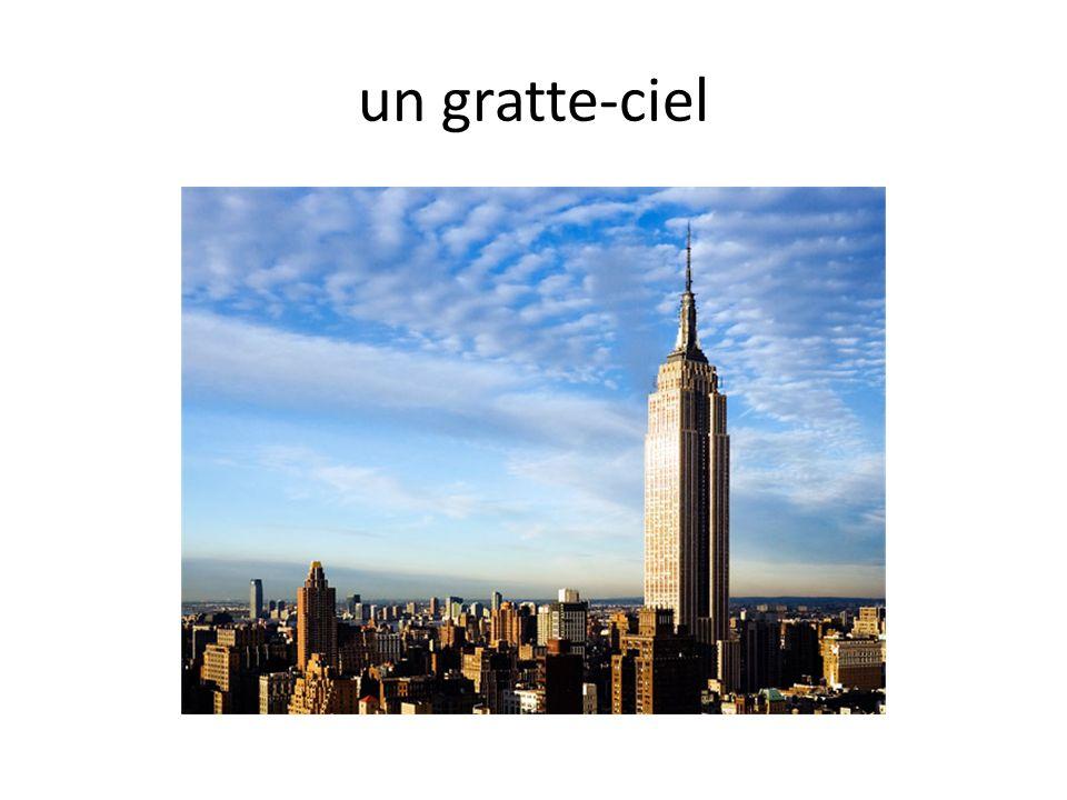 un citadin/une citadine