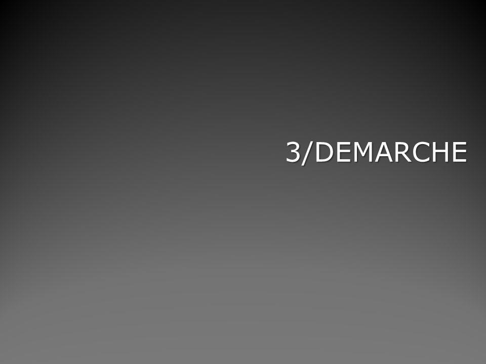 3/DEMARCHE