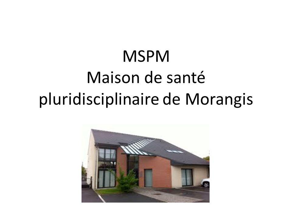 MSPM Maison de santé pluridisciplinaire de Morangis