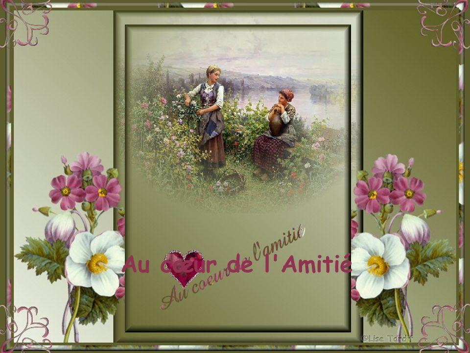 Au cœur de l Amitié