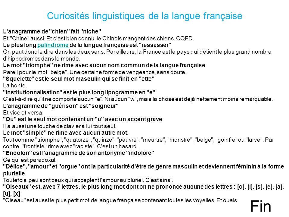 Mots les plus longs en français Lorsque lon cherche dans un dictionnaire courant on trouve généralement que le mot le plus long en français est antico