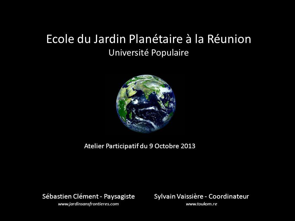 Merci pour votre attention… Nouveau rendez-vous prévu le 30 Octobre 2013 pour de nouveaux échanges… Contacts : Sébastien Clément : 06 93 92 80 50 sebastienclement@me.com Vaissiere Sylvain : 06 93 30 97 50 toukom974@gmail.com