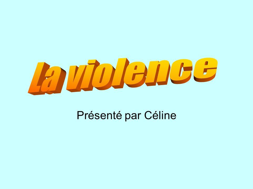 Présenté par Céline