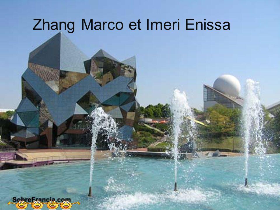 Zhang Marco et Imeri Enissa