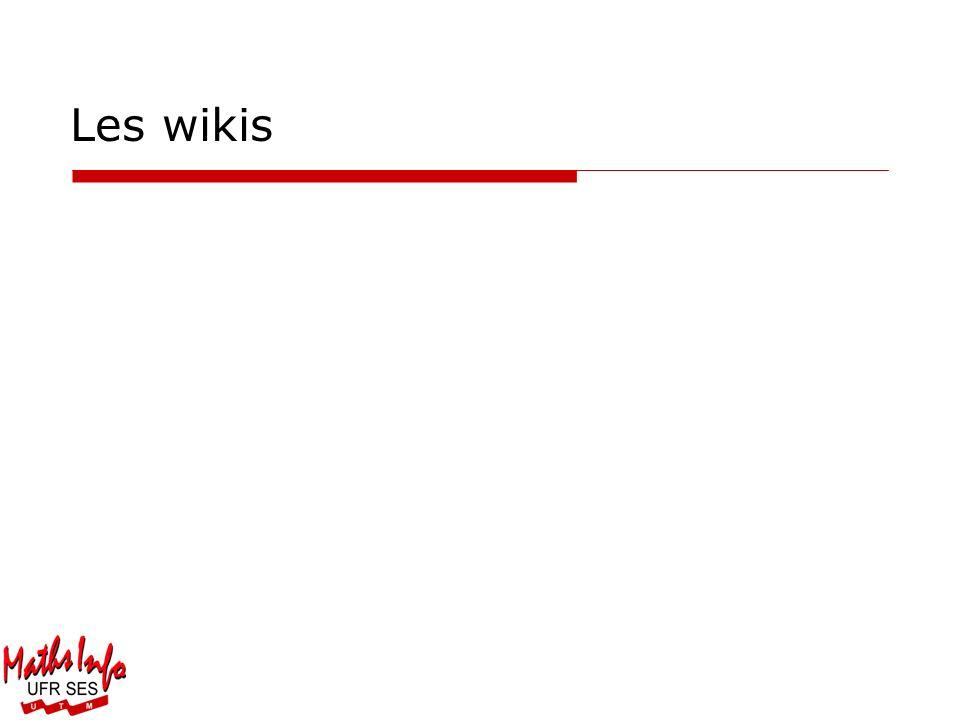 13 Un phénomène de société : les risques Le problème de fond : nimporte qui peut modifier un wiki Un autre exemple : la mauvaise expérience du Los Angeles Times Leur wikitorial consistait à donner aux lecteurs la possibilité de réécrire un éditorial.