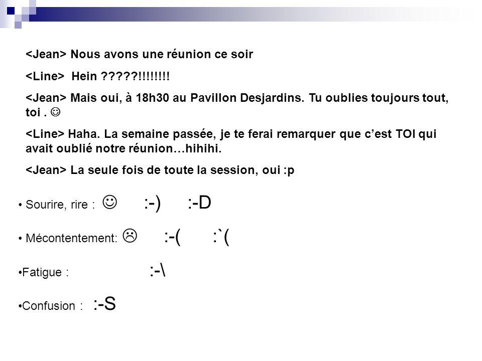 Nous avons une réunion ce soir Hein ?????!!!!!!!.Mais oui, à 18h30 au Pavillon Desjardins.
