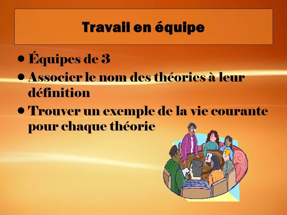 EXEMPLE Interprétation du message (niveau sémantique) Transmission du message (niveau syntaxique) Vieille dame = oeil
