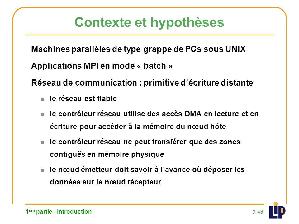 14/46 Plan 1.Introduction : contexte et objectifs 2.