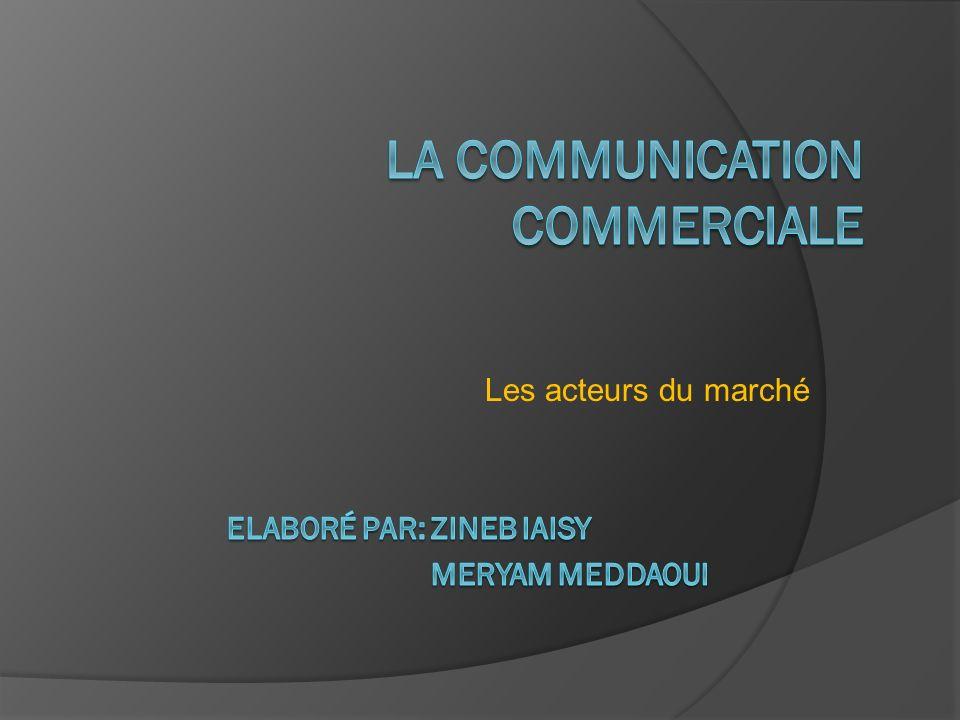 PLAN INTRODUCTION 1.LA PUBLICITE MEDIA 2. LES AGENCES DE COMMUNICATION 3.