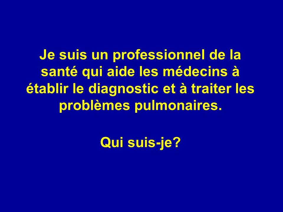Professionnel de la santé