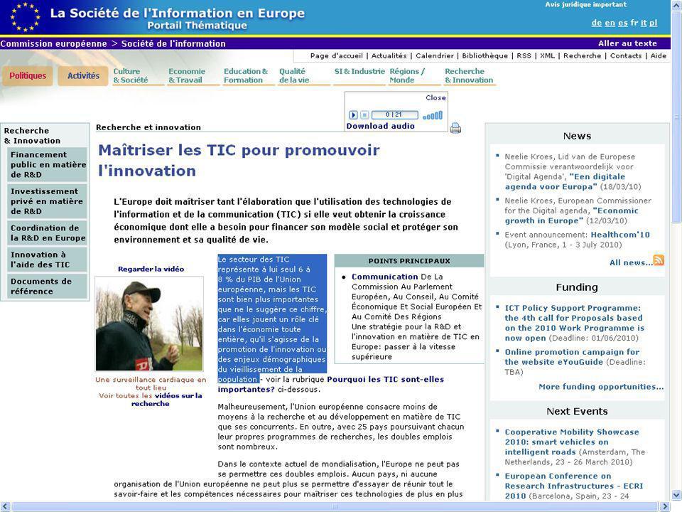 Mars 25-26 Tunis stefano.gazziano@enea.it Open Source et Web 2.0 WarBlog La notoriété des blogs a notamment été impulsée par les journalistes incorporés dans l armée US puis des militaires américains lors de la seconde guerre du Golfe en mars 2003.