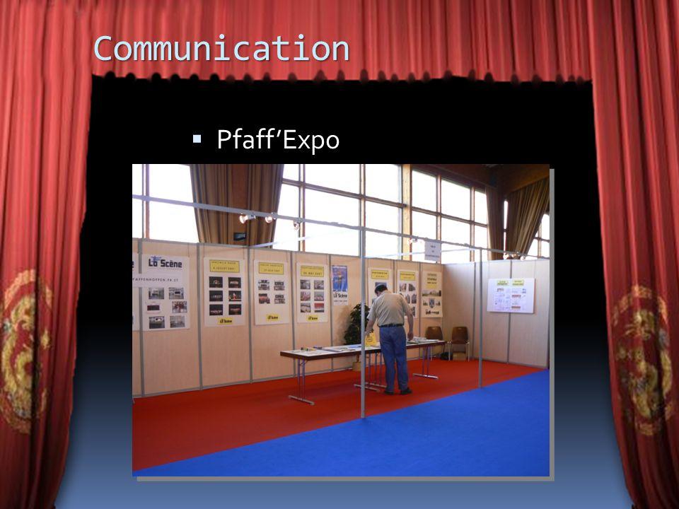 Communication PfaffExpo