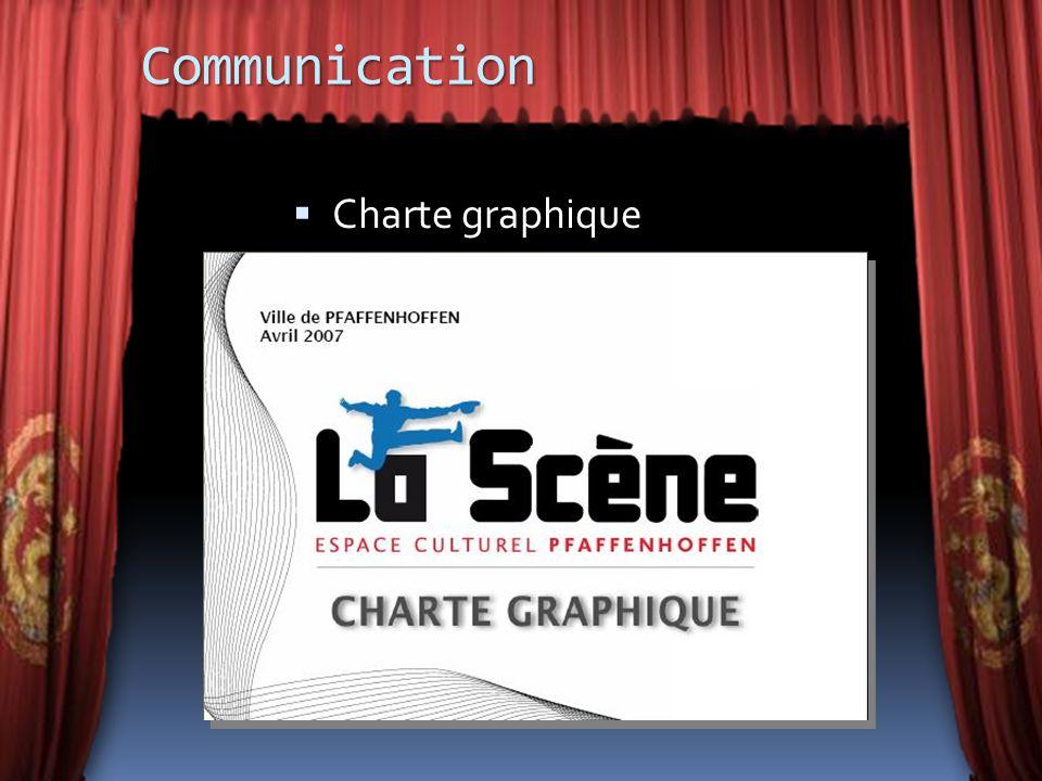 Communication Charte graphique