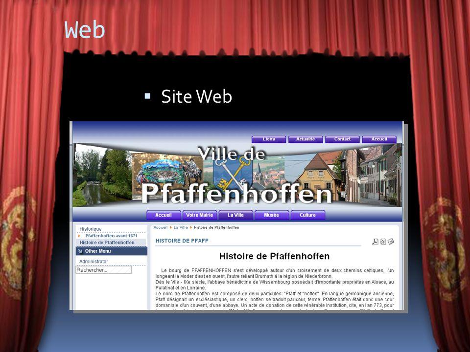Web Site Web
