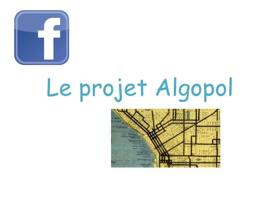 Le projet Algopol