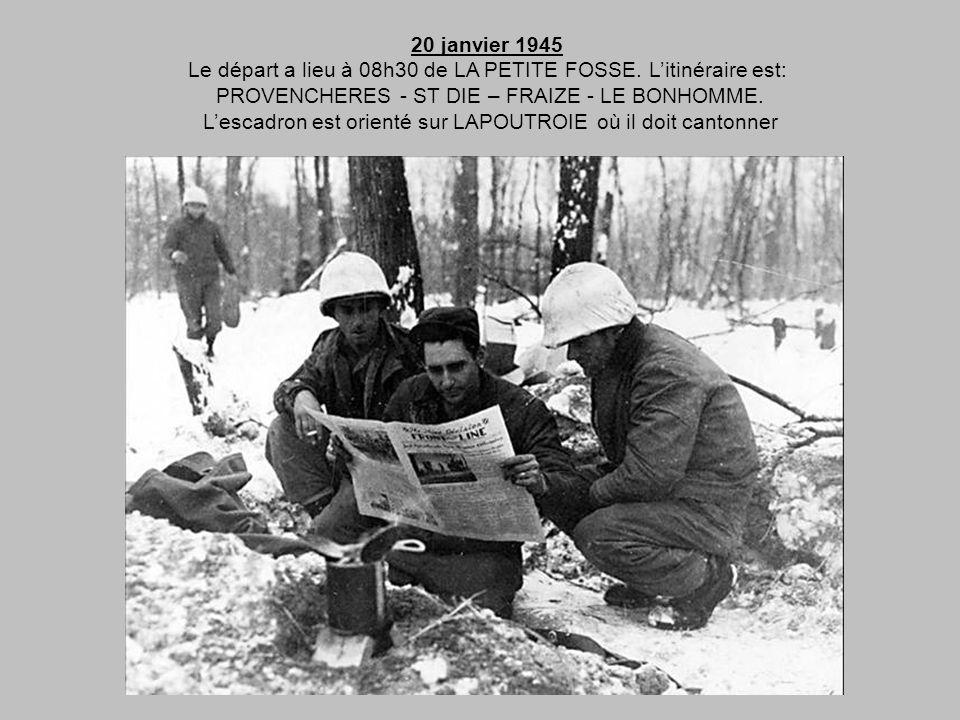 Vosges 1944