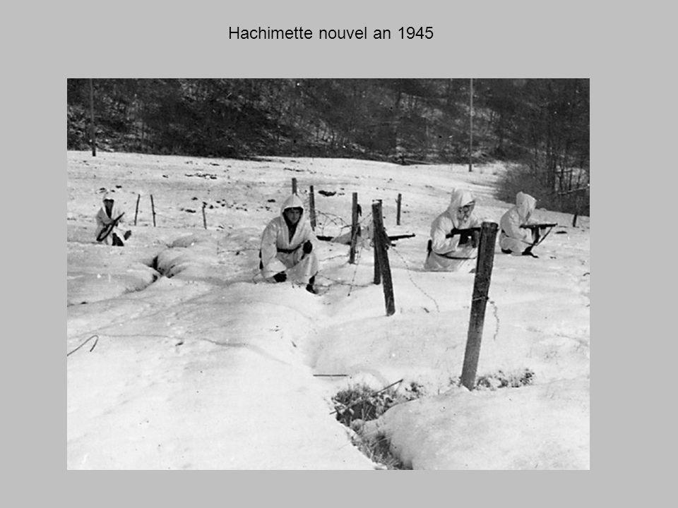 25 janvier 1945 Les têtes de pont sur lILL sont agrandies, mais la situation évolue lentement. CADAVRE DE SOLDAT ALLEMAND