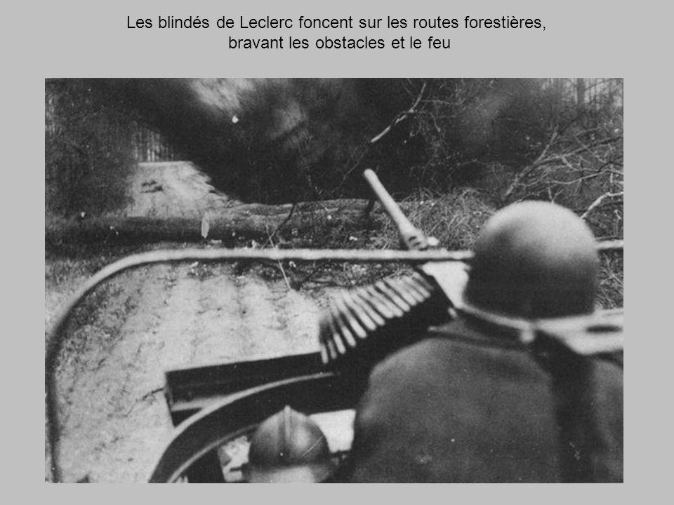 Vosges les intempéries ont rendu le terrain difficilement praticable 1944