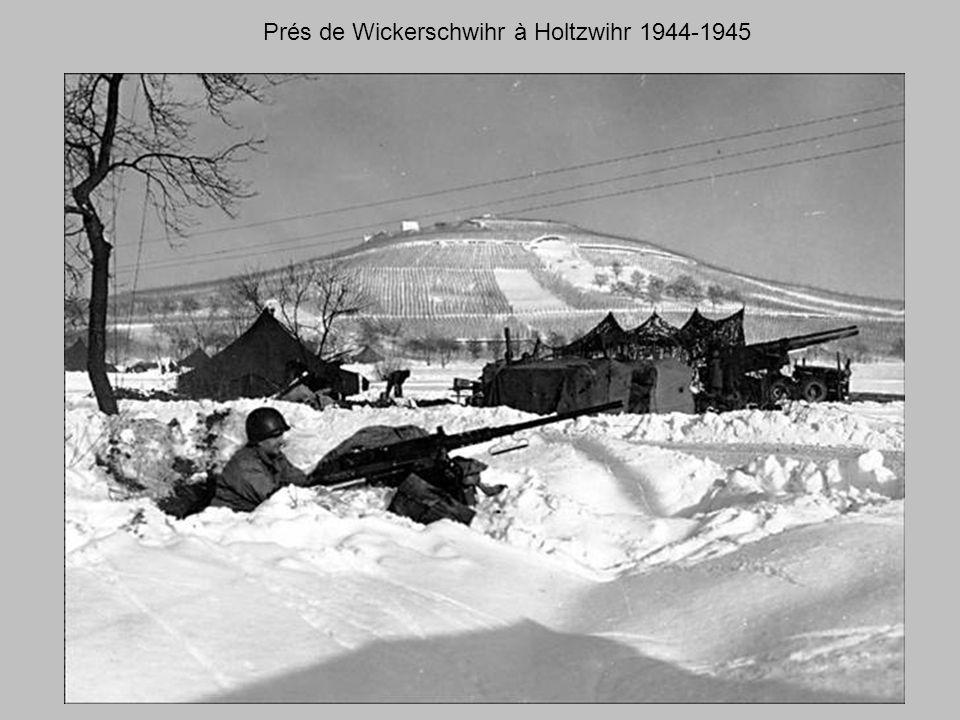 La fonte des neiges et linnondation prés de Colmar