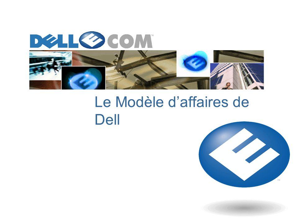 Le Modèle daffaires de Dell
