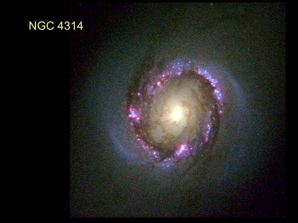NGC1300 Type SBbc (HST) Galaxies Spirales barrées