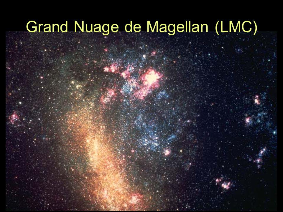 Grand Nuage de Magellan (LMC)