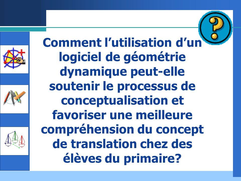 Company LOGO Résultats et discussion Démarche dens-app. LGD Environnement didactique