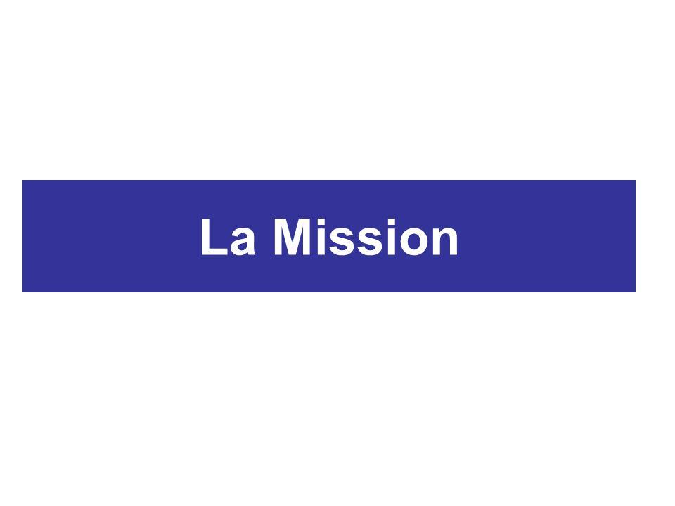 La mission Préparer un Cadre Stratégique National de Réduction de la pauvreté (CSNRP).