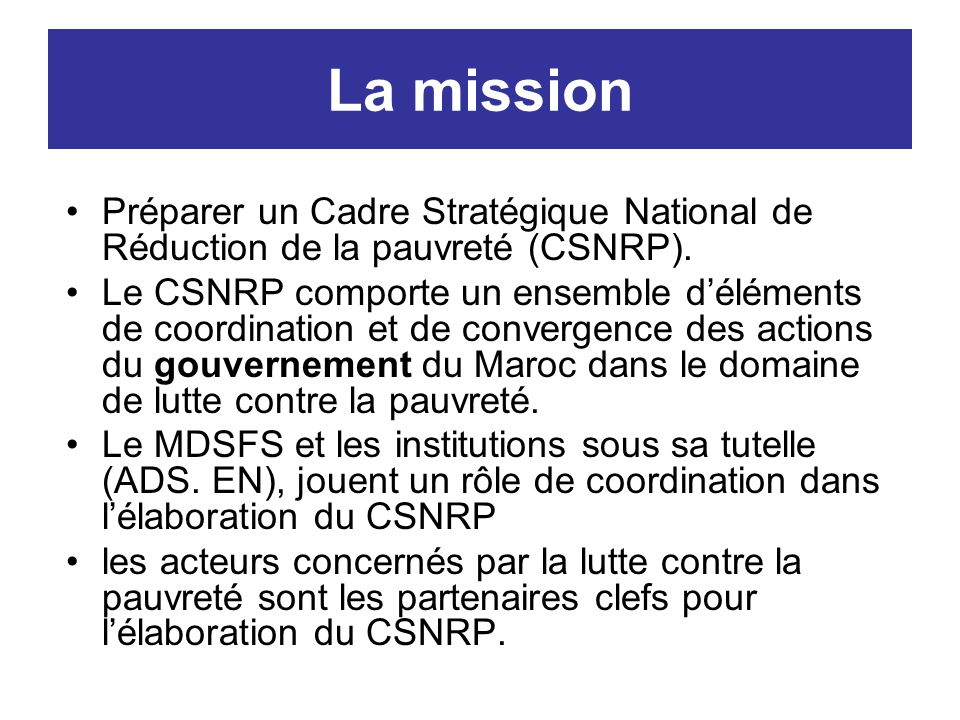 Taux de pauvreté au Maroc Comp. HCP et SM (1985 - 2007)