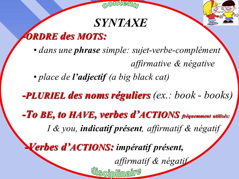 relié aux verbes daction (physical response) relié aux verbes daction (physical response) relié à lenvironnement immédiat et aux thèmes abordés alphab