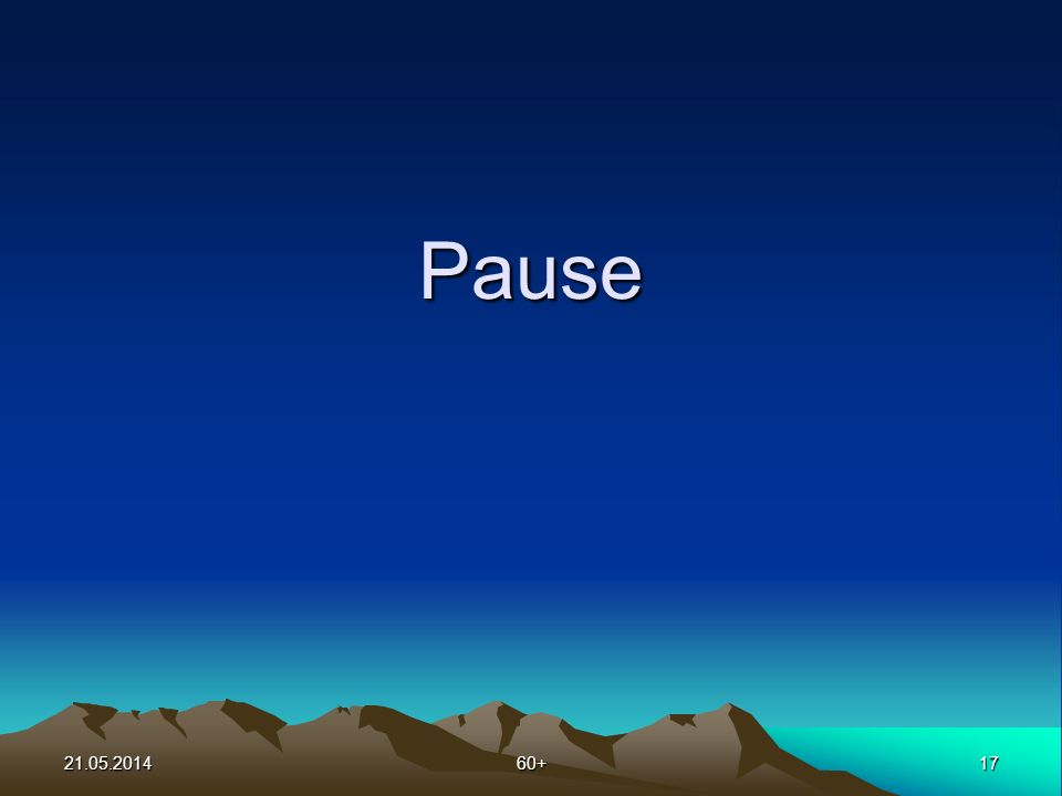 21.05.20141760+ Pause