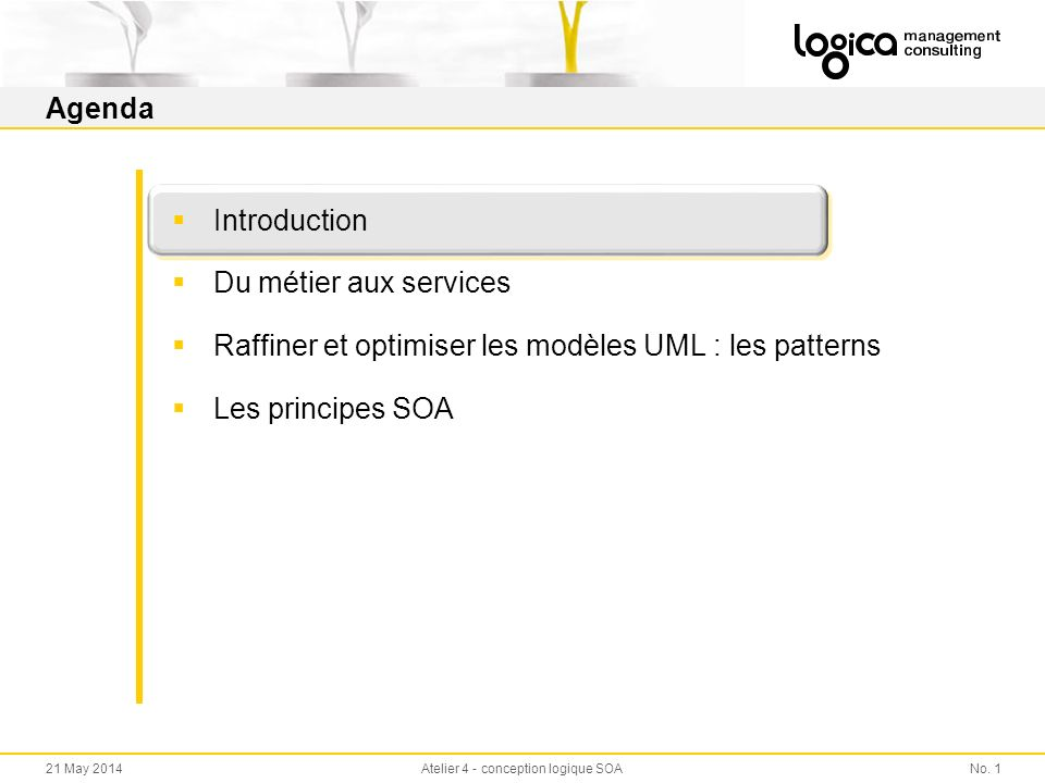 Principes de conception logique SOA > Composition entre types de services No.