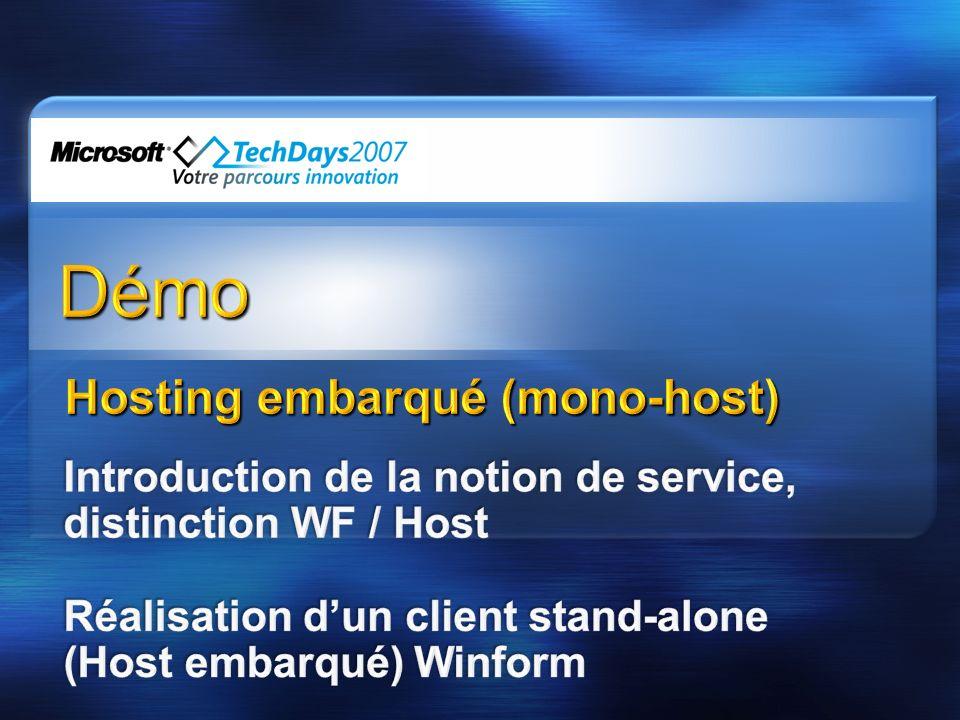 IIS 2IIS x IIS 1 Workflow Runtime 1 Host 1 SQL Persistence Service Workflow Runtime 2 Host 2 SQL Persistence Service Workflow Runtime 3 Host 3 SQL Persistence Service Workflow Runtime N Host N SQL Persistence Service