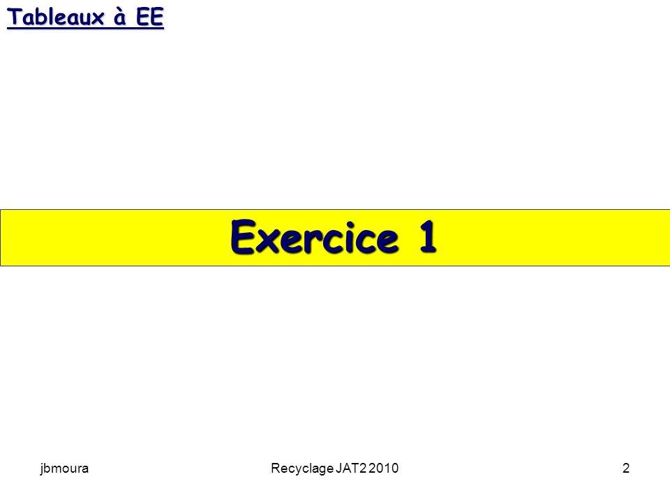 jbmouraRecyclage JAT2 201043 Q1 Q2 Q3 Q4 Q5 Les couloirs 30/1 30/2 30/1 30/2 NC + NC 30/2 Q6 Q7 Effectif : 12 Qe, 8 (30/3), 8 (30/2), 9 (30/1 Tableau N°2 version 1 30/2 + Qe 30/3 + Qe 30/2 + Qe 30/3 + Qe