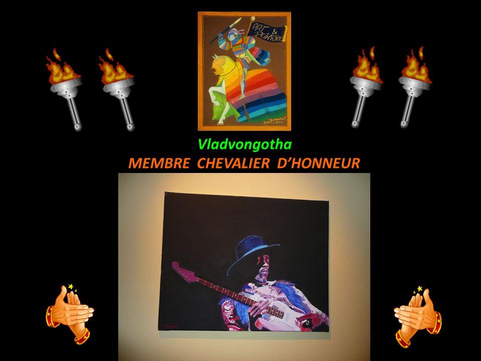 Vladvongotha MEMBRE CHEVALIER DHONNEUR