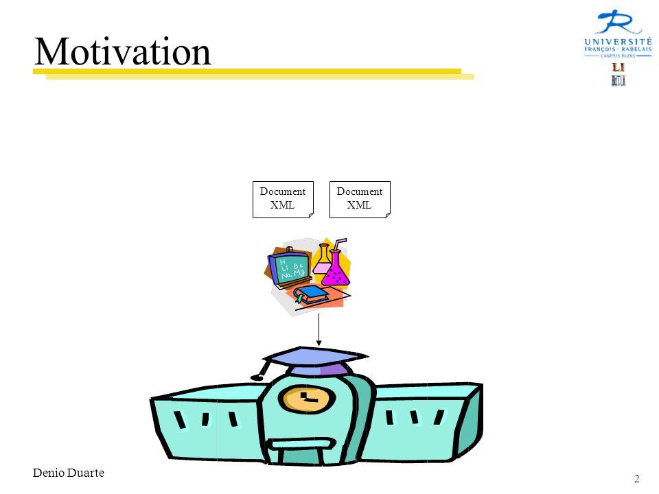 2 Denio Duarte Document XML Motivation
