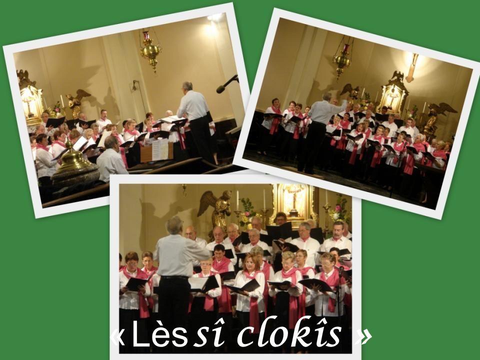 Concert vocal en léglise de Mortier le 18 octobre 2008 Organisation de la Chorale de Blegny-Trembleur
