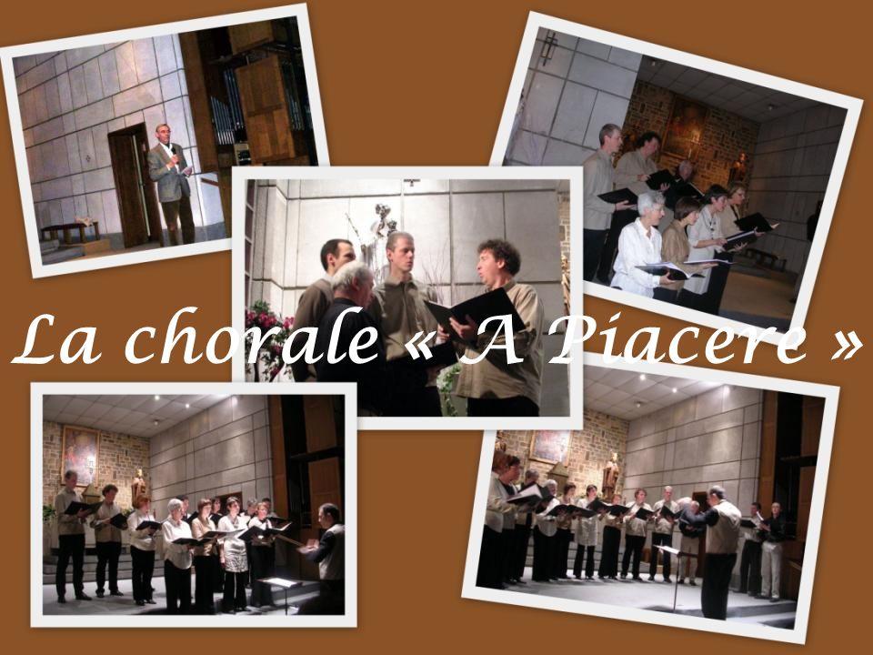 Concert vocal en léglise de Housse le 1 er mars 2008 Organisation de « La Bande des Douze » de Housse