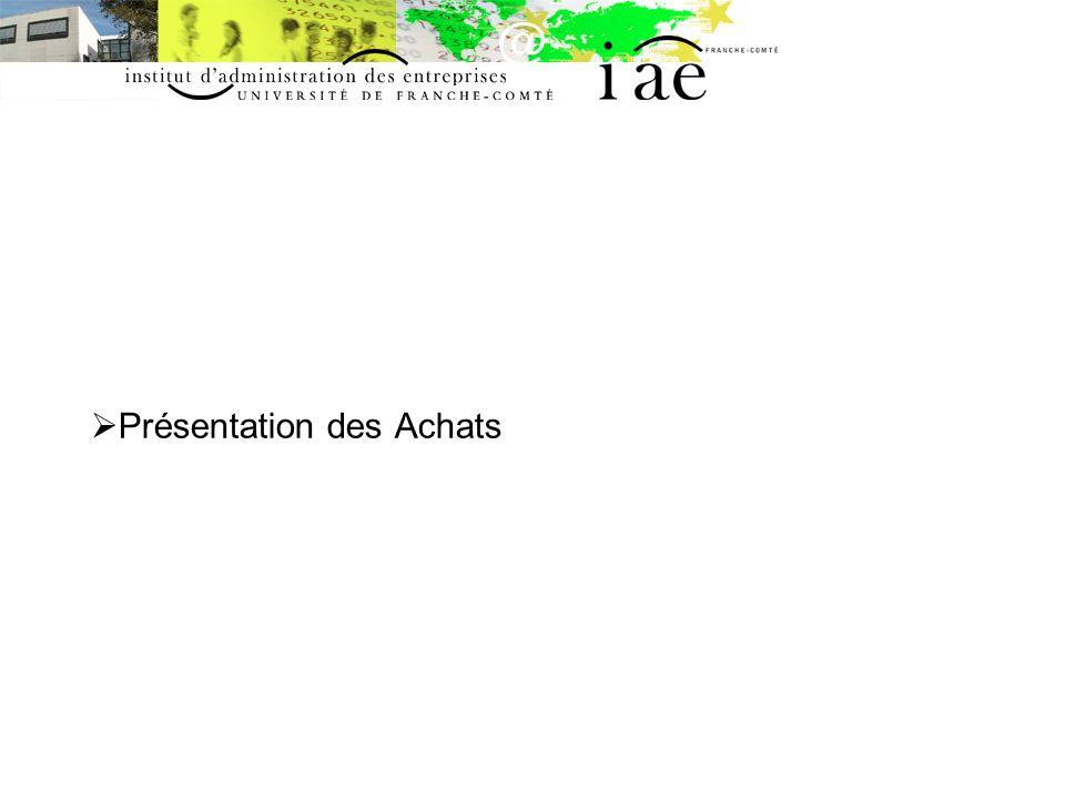 Mettre en œuvre une démarche stratégique dachat Etape 6 : Analyse des contraintes du marché (Externes) Phase 3 : Elaboration de la matrice des marchés Grille dévaluation des contraintes externes dachats Segments dachat : Composant mécanique CA du Segment : 450k Date dévaluation : 02.02.2007 Nom et Visa Acheteur Evaluant: CONTRAINTES EXTERNES COMMERCIALES Nature des contraintes12345NoteCommentaire Spéculation sur le marchéX3 Entente manifeste des producteursX3 Flexibilité du marchéX5 Eloignement géographique des fournisseursX3 Total des contraintes15 Intensité moyenne des contraintes (ramené à 1 en divisant par 5 puis par 3)0,75ICC Indice de complexité des marché ICM = Moy(ICT, ICT) = 0,74