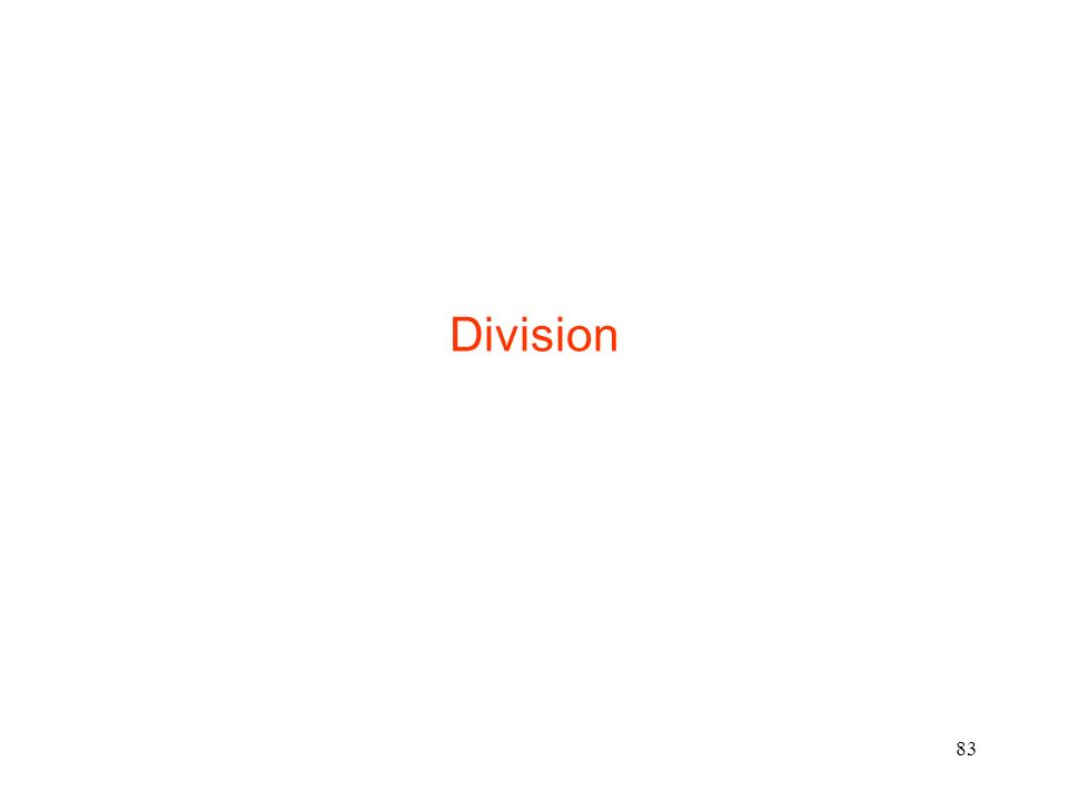 83 Division