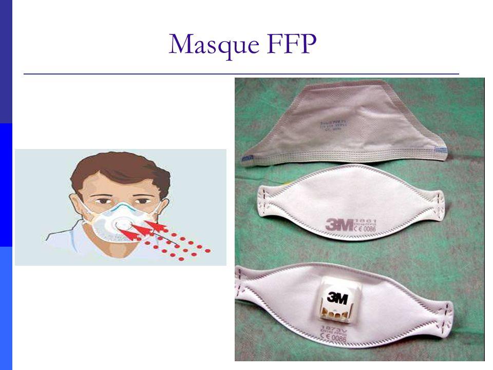 10 Masque FFP