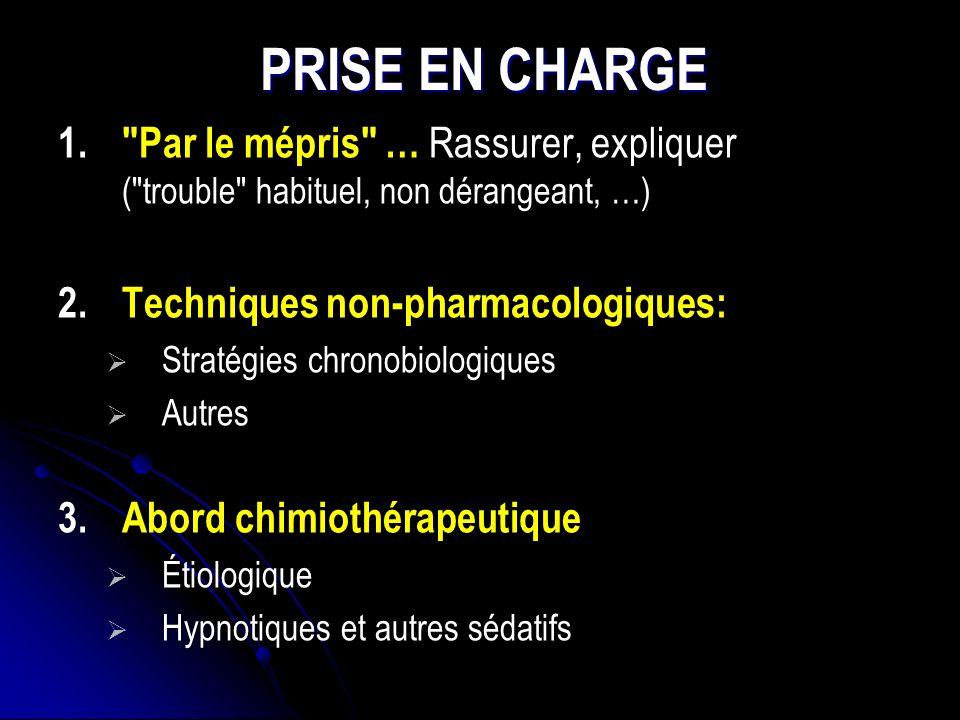 PRISE EN CHARGE 1.