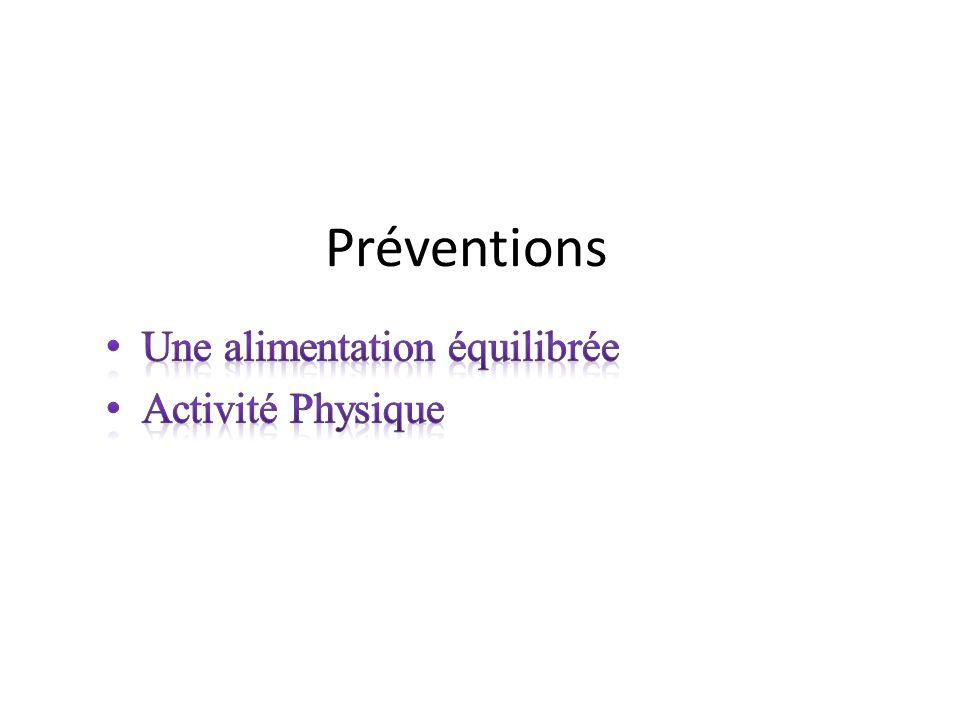 Préventions