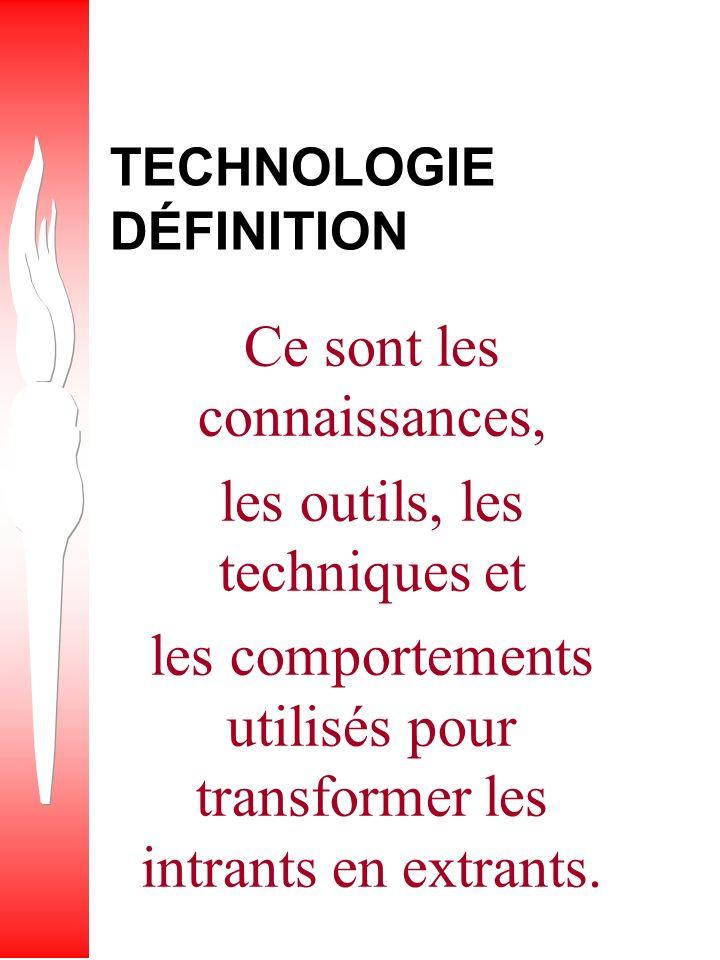 LEADERSHIP TECHNOLOGIQUE Le leadership technologique (intimement lié à linnovation) est un important facteur de succès stratégique.
